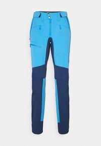 FALKETIND FLEX HEAVY DUTY PANTS - Trousers - blue