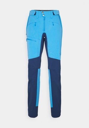 FALKETIND FLEX HEAVY DUTY PANTS - Tygbyxor - blue