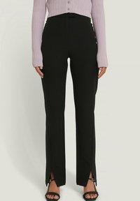 NA-KD - Pantalon classique - black - 0