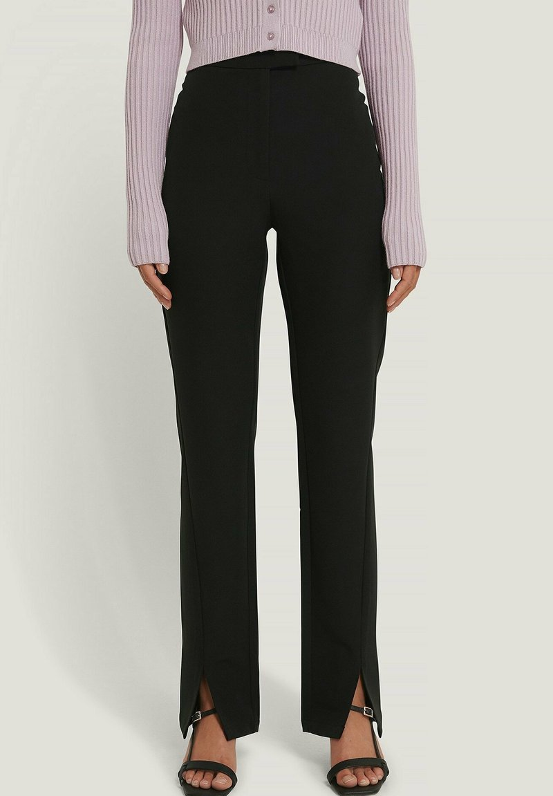 NA-KD - Pantalon classique - black
