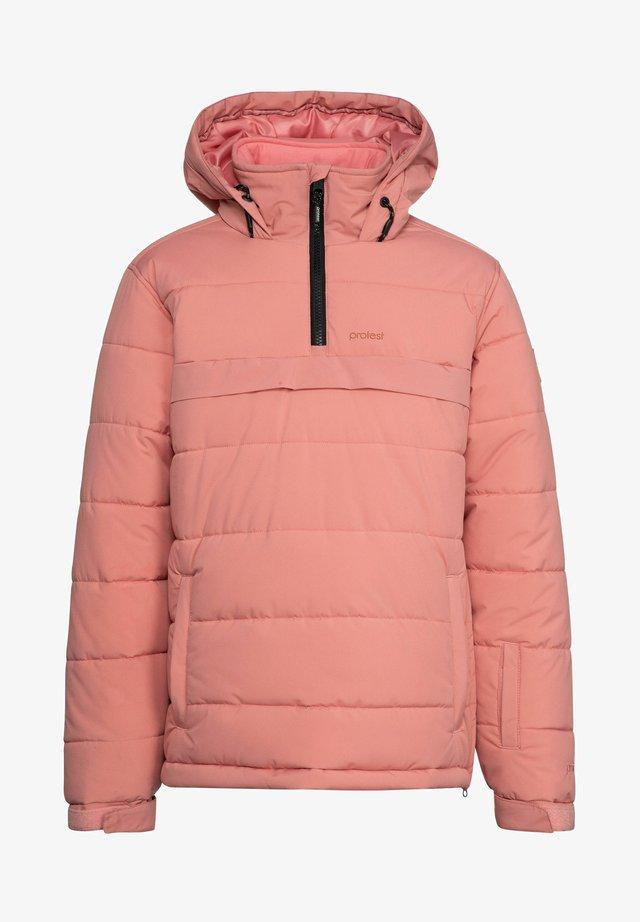 CLOUD JR  - Snowboardjas - think pink