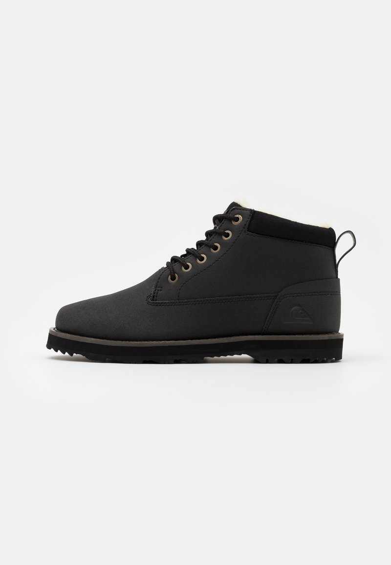 Quiksilver - MISSION BOOT - Zimní obuv - solid black
