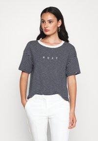 Roxy - INFINITY IS BEAUTIFUL - Print T-shirt - mood indigo - 0