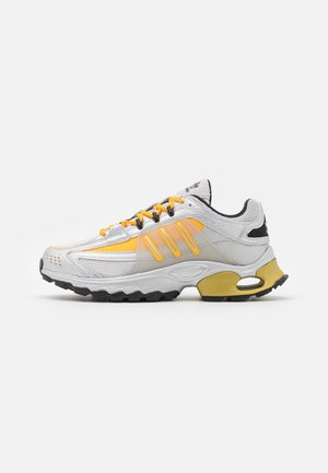 THESIA  - Trainers - grey one/silver metallic/crest yellow