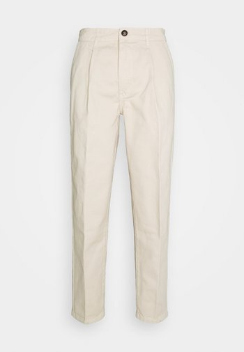 CONRAD PANTS - Pantaloni - sandshell