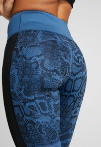 adidas by Stella McCartney - Tights - blue - 4