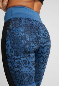 adidas by Stella McCartney - Punčochy - blue - 4