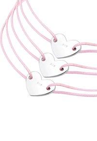 Elli - SET - Bracelet - rose-coloured - 4