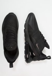Nike Sportswear - AIR MAX 270 - Baskets basses - black - 1