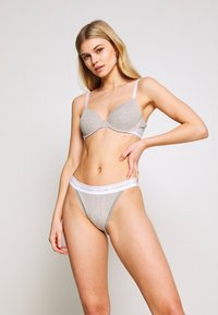 Calvin Klein Underwear - BRAZILIAN - Slip - grey heather - 1
