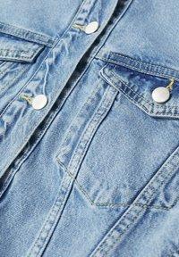 Mango - ESTRELLA - Denim jacket - hellblau - 2