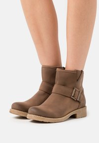 NAE Vegan Shoes - JUNE VEGAN - Nilkkurit - brown - 0