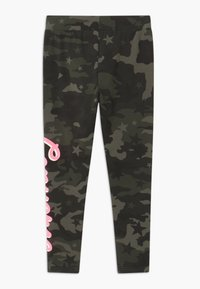 Converse - CAMO - Legging - shadow green - 1