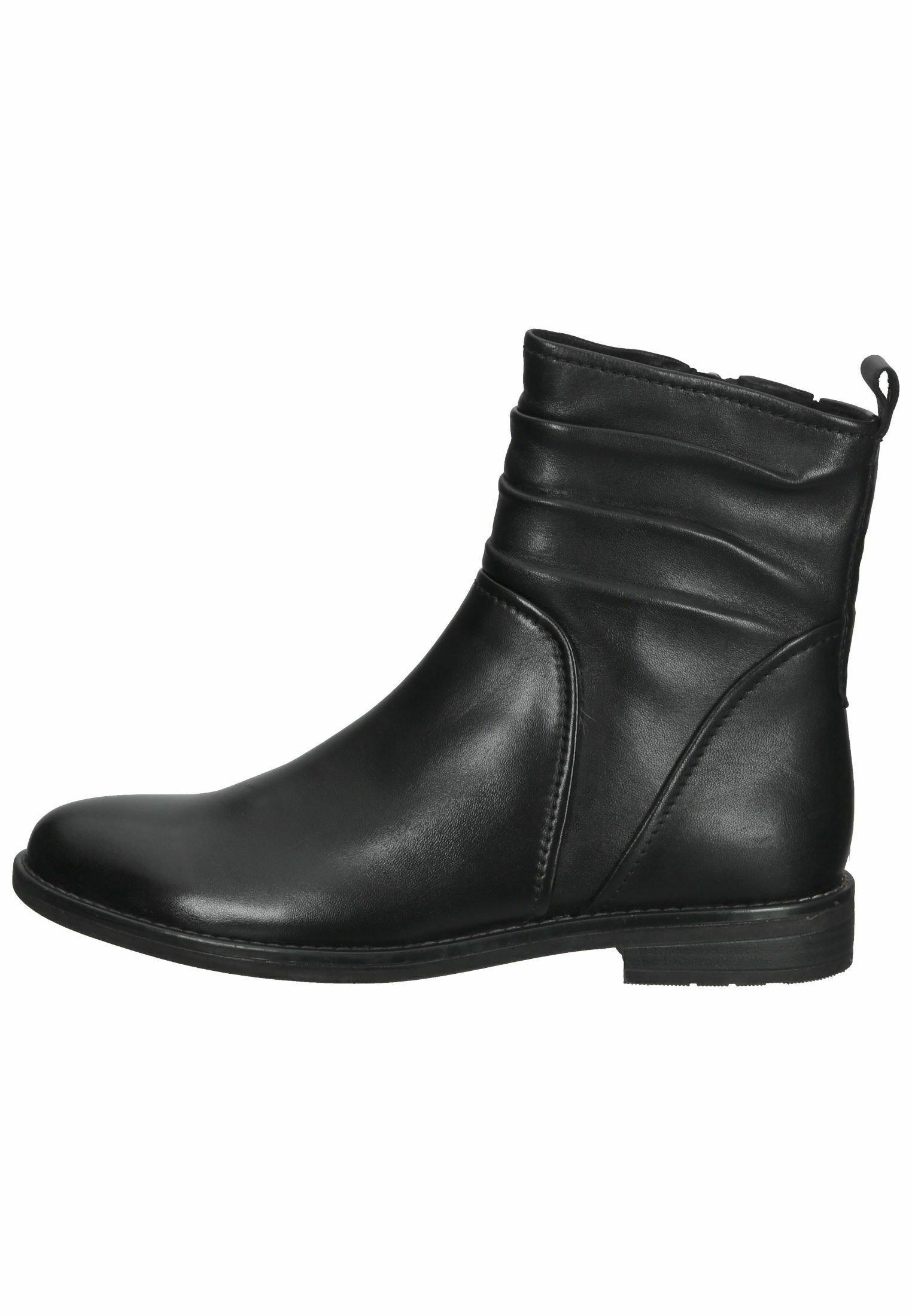 Damen Ankle Boot - black antic
