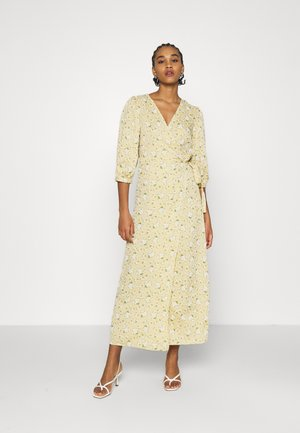 VIBELLA DOLETTA MIDI DRESS - Maxi dress - sunlight