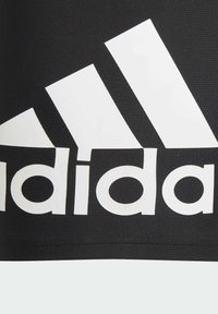 adidas Performance - BADGE OF SPORT PRIMEGREEN BOXER SWIM TRUNKS - Bokserit - black - 2