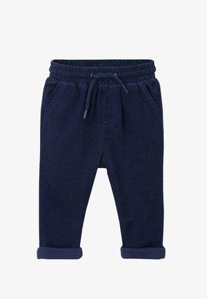 JUNGEN BABY  - Trousers - blau