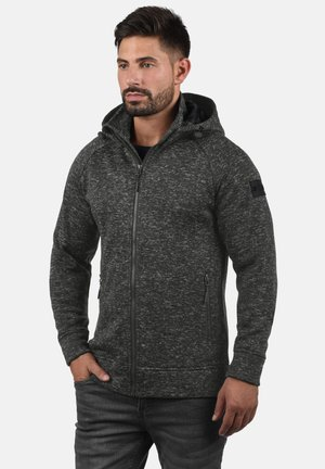 CHILLINGWORTH - Zip-up hoodie - dark grey