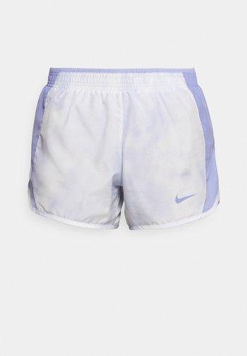 ICON CLASH 10K SHORT - Pantaloncini sportivi - light thistle/clear