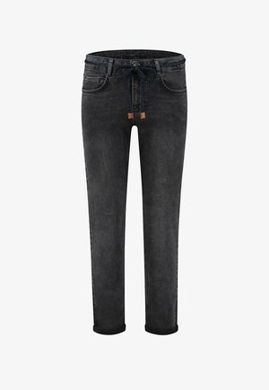 Straight leg jeans - cloudly grey