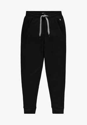 ALL YEAR - Tracksuit bottoms - black out