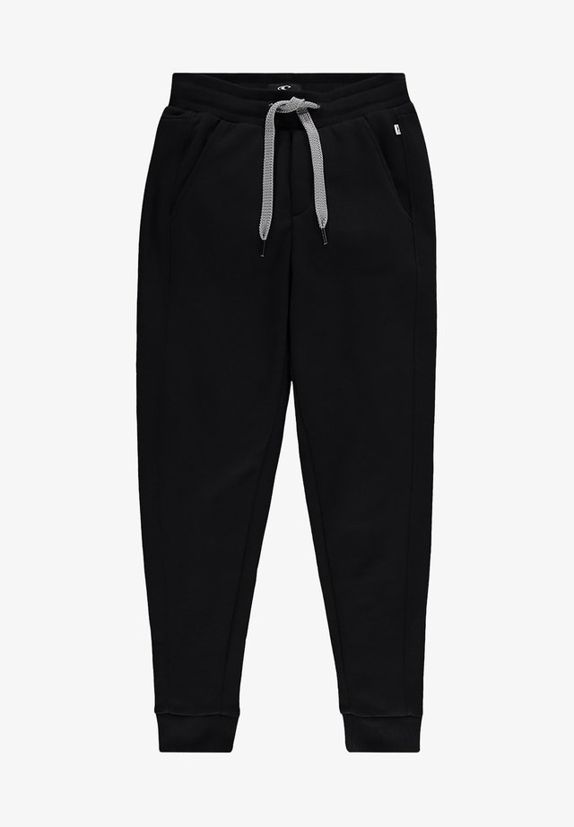ALL YEAR - Pantalon de survêtement - black out