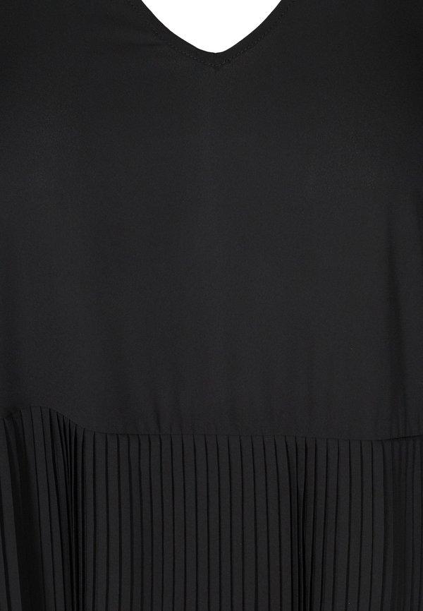 Zizzi Bluzka - black/czarny SBCX