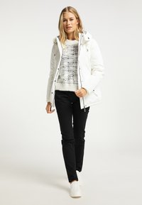 usha - Winter jacket - wollweiss - 1