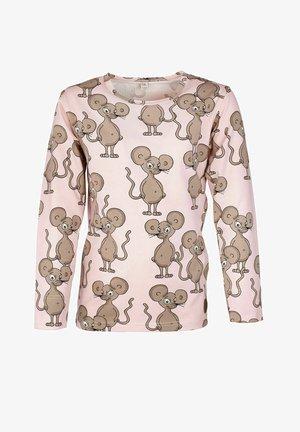 Pitkähihainen paita - mousepink