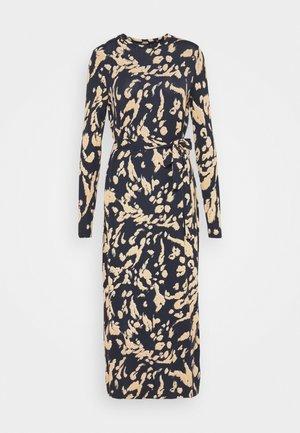 VMNAVA DRESS - Day dress - navy blazer/hailey