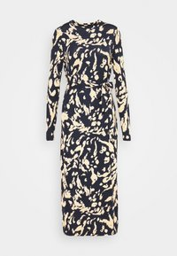 Vero Moda - VMNAVA DRESS - Day dress - navy blazer/hailey - 4