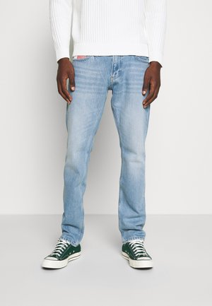 SCANTON HERITAGE - Jeansy Slim Fit - light blue