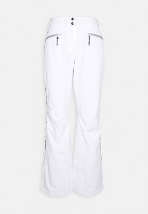 CHASE - Snow pants - optic white