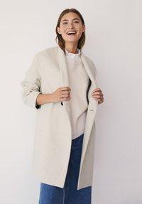 Mango - GALA - Classic coat - beige - 0