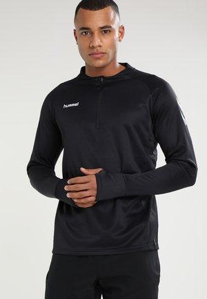 TECH MOVE  - Langærmede T-shirts - black