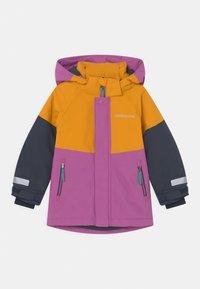 Didriksons - LUN UNISEX - Winter jacket - radiant purple - 0