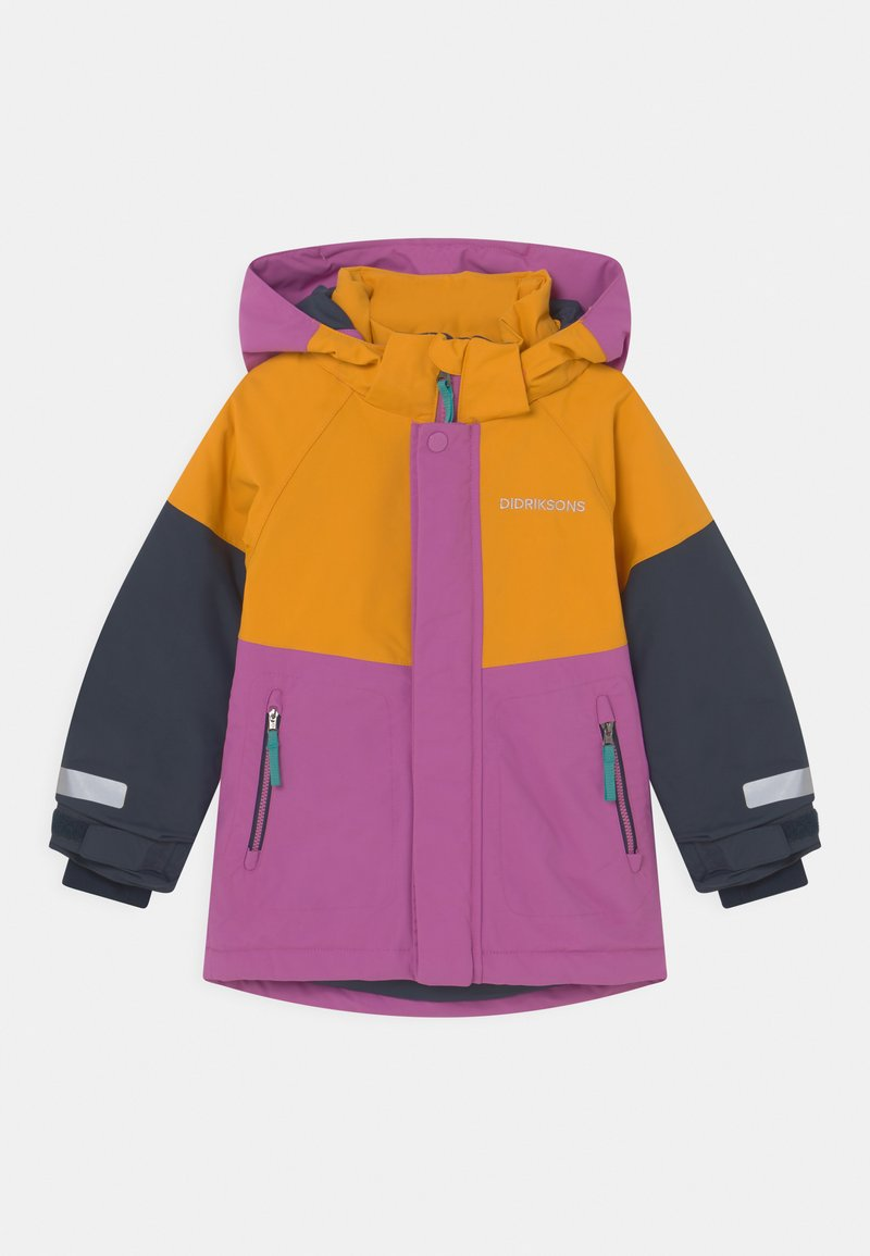 Didriksons - LUN UNISEX - Winter jacket - radiant purple