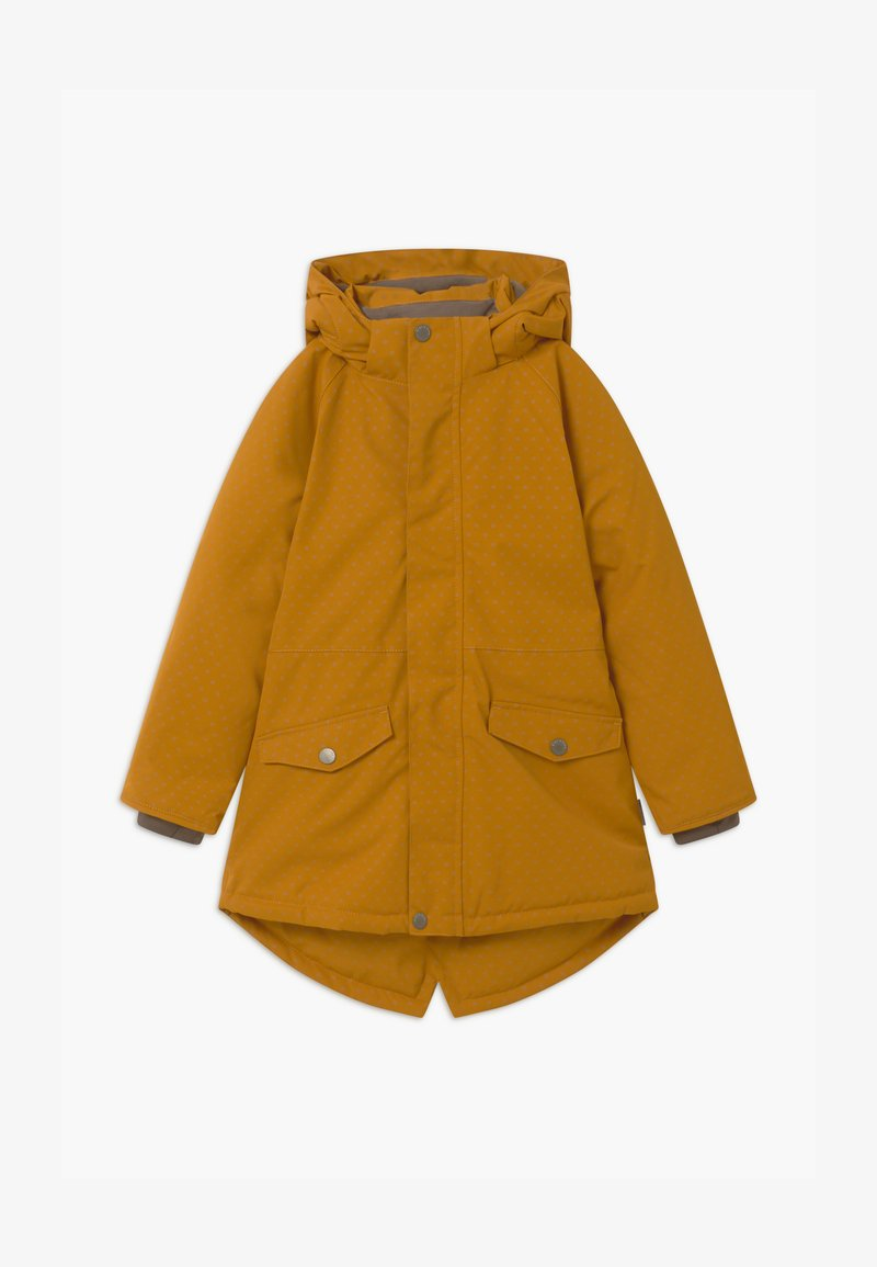 MINI A TURE - VIBSE  - Winter coat - buckthorn brown