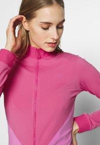J.LINDEBERG - LIZA LIGHT MID - Sportovní bunda - pop pink - 4