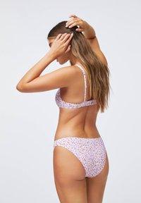 OYSHO - Bikiniunderdel - mauve - 2