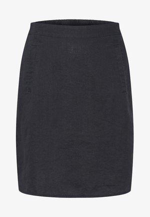 RHAPSODYPW  - Mini skirt - dark navy