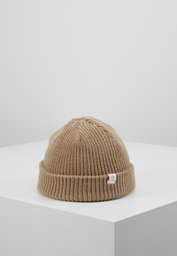 adidas Originals - SHORTY BEANIE - Mössa - trakha/white - 0