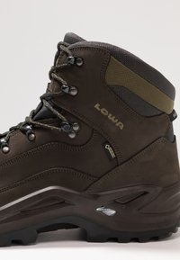 Lowa - RENEGADE GTX MID - Hiking shoes - schiefer - 5