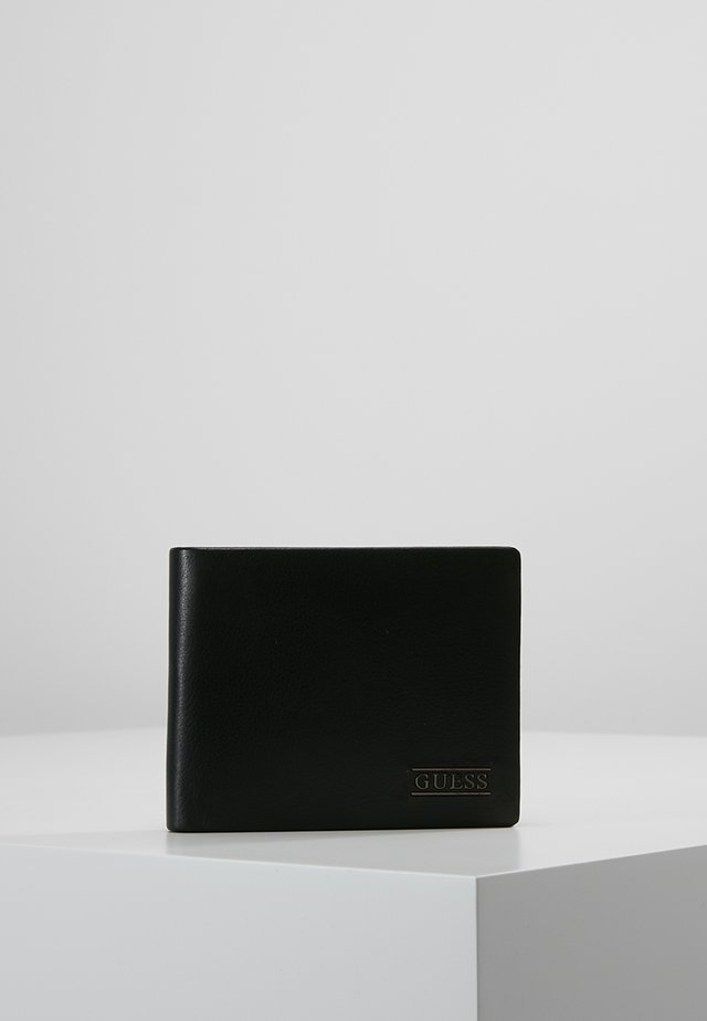 NEW BOSTON BILLFOLD - Portfel - black