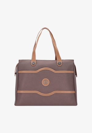 CHATELET AIR SOFT - Handbag - brown