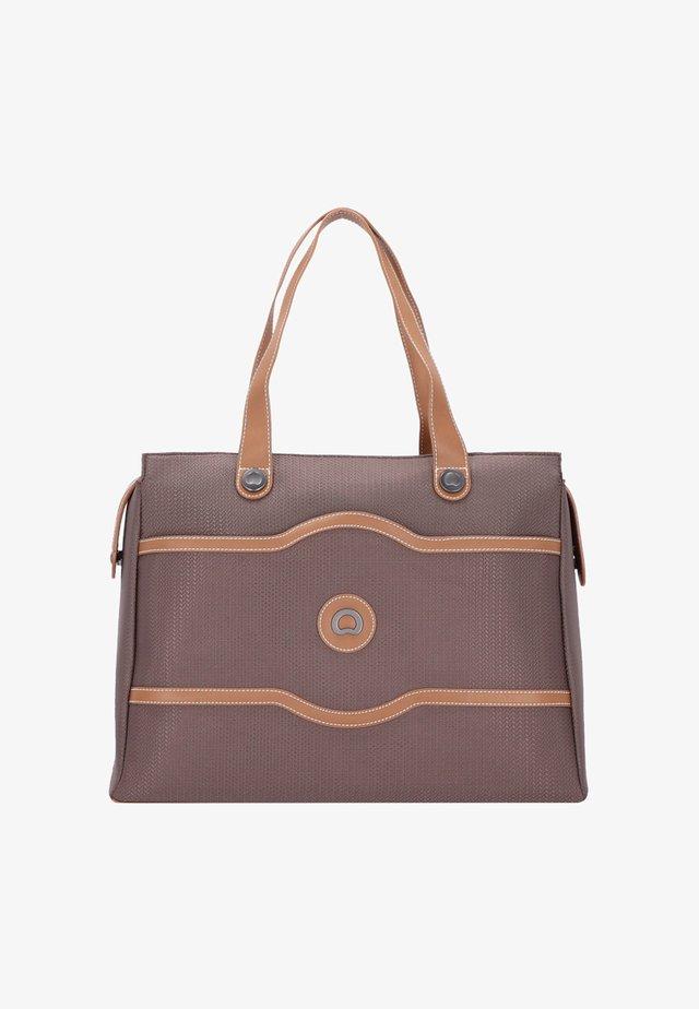 CHATELET AIR SOFT - Handbag - brown