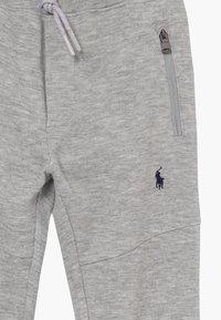 Polo Ralph Lauren - BOTTOMS PANT - Tracksuit bottoms - grey heather - 3