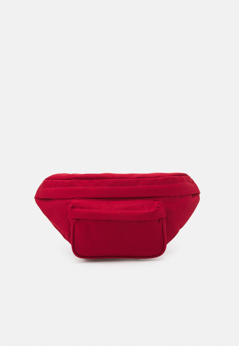 Pier One - UNISEX - Sac banane - red