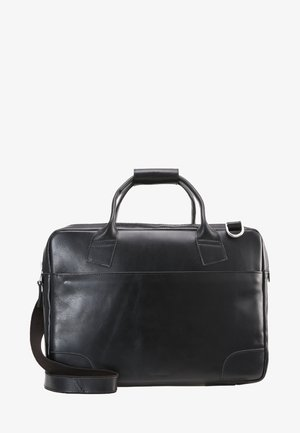 NANO BIG ZIP - Laptoptas - black