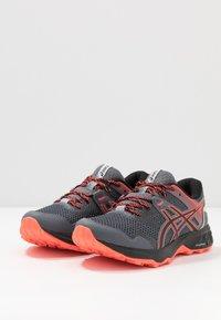 ASICS - GEL-SONOMA  - Zapatillas de trail running - metropolis/black - 2